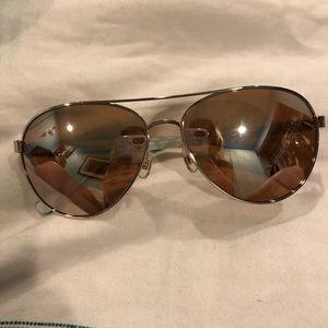 Kate Spade rose gold glasses